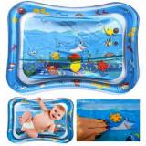 Tapis a eau gonflable jouet bebe eveil jeu activite enfant