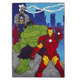 Tapis enfant Les Avengers 133 x 95 cm Disney NEW