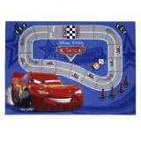 Tapis enfant Cars 133 x 95 cm Disney racetrack