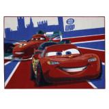 Tapis enfant Cars 133 x 95 cm Disney Queen
