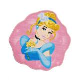 Tapis enfant Cendrillon Disney 67 x 67 cm Princesse