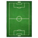 Tapis enfant Terrain de Football 133 x 95 cm chambre Foot