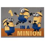 Tapis enfant Les Minions 133 x 95 cm Disney One in a Minions