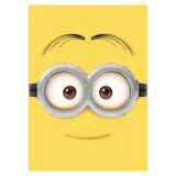 Tapis enfant Les Minions 133 x 95 cm Disney Googlehead