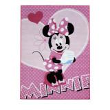 Tapis enfant Minnie  133 x 95 cm Disney Flower