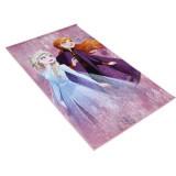 Tapis La Reine des Neiges 2 enfant 140 x 80 cm Disney
