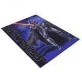 Tapis enfant Star Wars 133 x 95 cm Disney Dark Vador