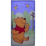 Tapis enfant Winnie l'Ourson 80 x 50 cm cm Disney mod1