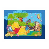 Tapis winnie l'ourson 133 x 95 cm