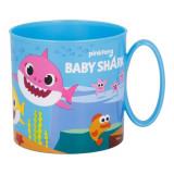 Tasse Baby Shark mug reutilisable enfant incassable