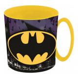 Tasse Batman Micro onde mug plastique reutilisable