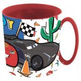 Tasse Cars mug reutilisable enfant incassable Micro Onde