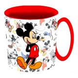 Tasse Mickey Mouse, mug plastique Micro onde