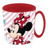 Tasse plastique Minnie Mouse Mug enfant Micro onde raye