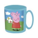 Tasse peppa Pig Micro onde, mug plastique