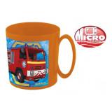 Tasse Sam le Pompier Micro onde, mug plastique