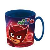 Tasse PJ Masks Micro onde, mug plastique