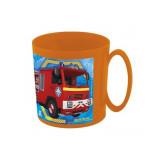 Tasse Sam le Pompier Micro onde mug plastique enfant