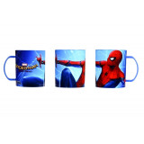 Tasse Spiderman mug plastique Casa
