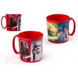 Tasse Star Wars Disney mug plastique gobelet enfant micro onde