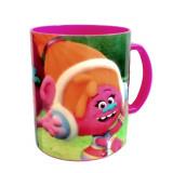 Tasse Les Trolls mug plastique Casa enfant Poppy