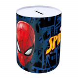Tirelire Spiderman enfant metal