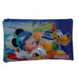 Trousse enfant Mickey et Pluto Disney 25 x 15 toilette