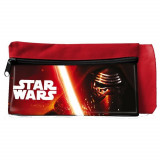 Trousse enfant Star Wars Disney toilette rouge