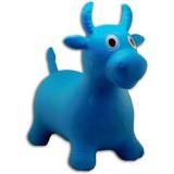 Ballon sauteur vache enfant bleu pogo jouet bébé