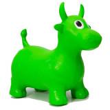 Ballon sauteur vache enfant vert pogo jouet bébé