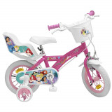 Velo Princesse 12 pouces Disney New