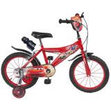 Vélo officiel Disney Cars 16 pouces enfant