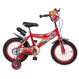 Vélo enfant 14 pouces Cars Licence Officielle Disney