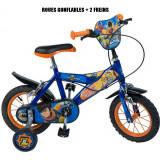 Vélo Invizimals 12 pouces Disney enfant
