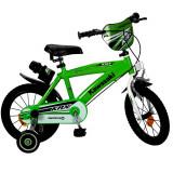Vélo Kawasaki 12 pouces 3 a 5 ans Neuf Vert Moto