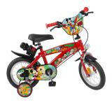 Vélo Mickey Mouse 12 Pouces Enfant Garcon New