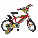 Vélo Mickey Mouse 14 Pouces Enfant Garcon New