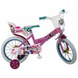 Vélo Minnie Mouse 16 pouces 5 a 7 ans Neuf