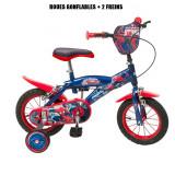 Vélo Spiderman 12 pouces Disney enfant