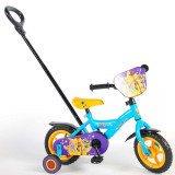 Vélo Disney Toy Story 10 pouces avec canne parentale