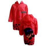 Veste de pluie Miraculous Ladybug 5 / 6 ans impermeable fille