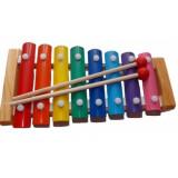 Xylophone bois et métal jouet enfant musique