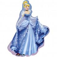 Grand ballon hélium Cendrillon neuf Disney Princesse