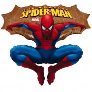 Très grand ballon Spiderman hélium neuf
