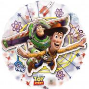 Grand ballon hélium Toy Story neuf Disney Woody Buz