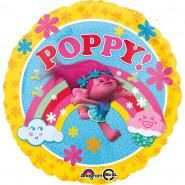 Ballon Les Trolls Poppy hélium Disney Fête enfant