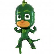 Enorme ballon PJ Masks vert hélium neuf xl
