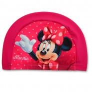 Bonnet de bain Minnie Mouse Fille rose enfant