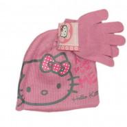 Bonnet Gants Hello Kitty Rose Taille 54 Disney enfant