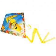 Cerf volant Les Minions enfant jaune